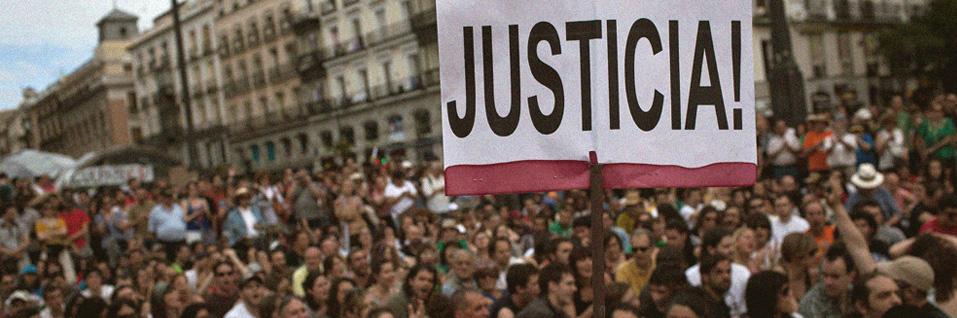 Puerta del Sol, 2012 (Emilio Morenatti/AP)