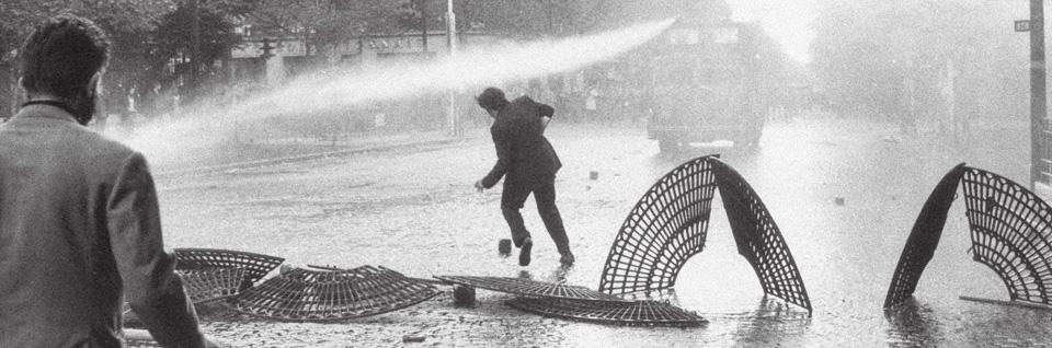 Mai 1968, par Claude Dityvon