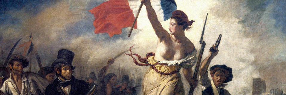 Delacroix, 1830