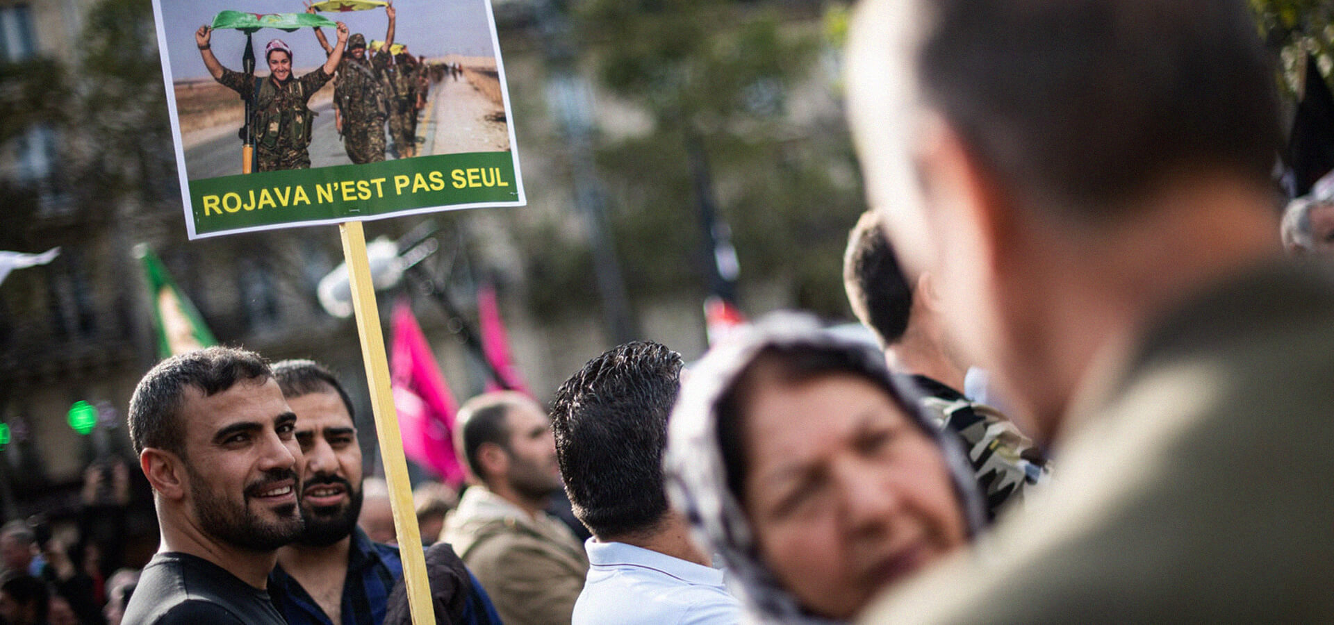 Rojava : « La révolution ne doit pas disparaître »