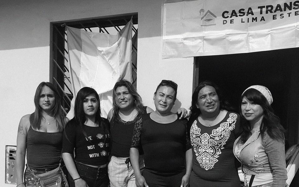Inauguration de la Casa Trans Lima Este en novembre 2019 à Lima